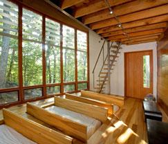 Yoga Studio / Living Roof