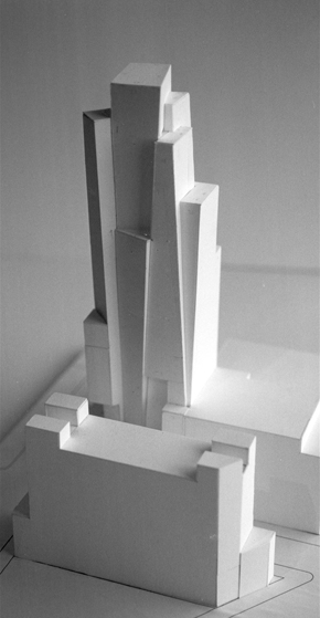 Habitable Sculpture