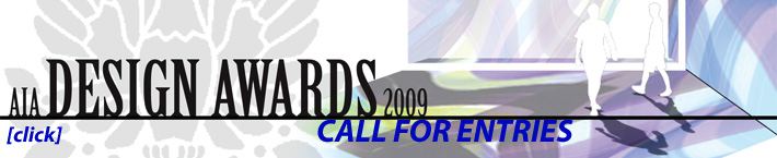 Design Awards 2009 : Call for Entries
