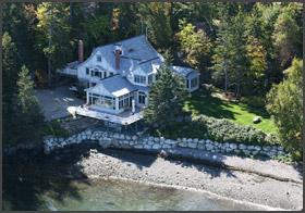 Renovation to a Maine Seaside Home