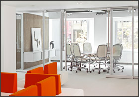 Teknion Washington, DC Showroom