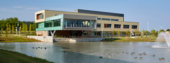 Northern Virginia Community College: Loudoun Campus Higher Education Center