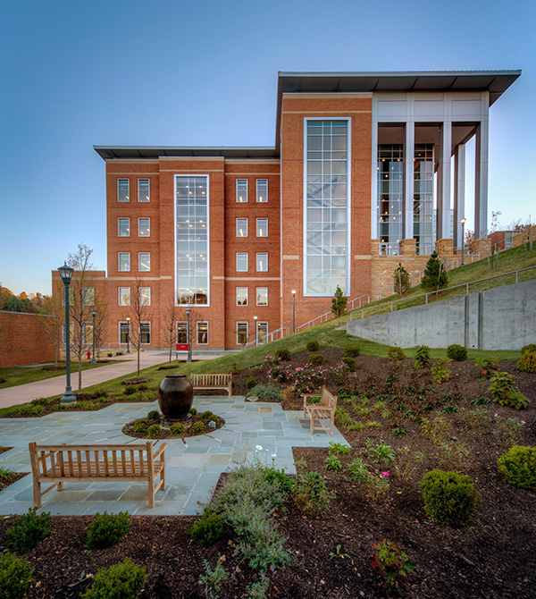 UVA Wise New Library