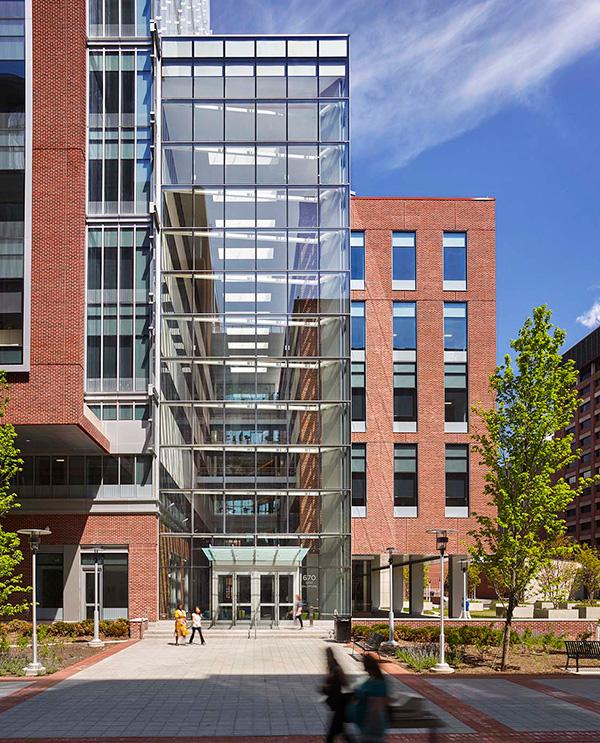 University of Maryland Baltimore Health Sciences Facility III