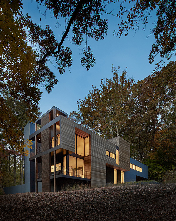 Mohican Hills House