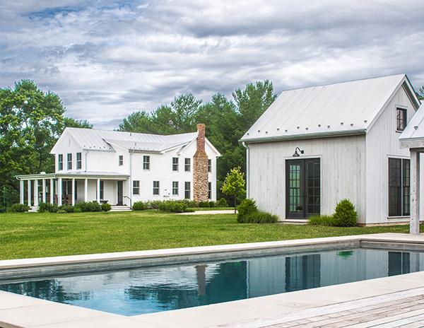 A Virginia Farm House