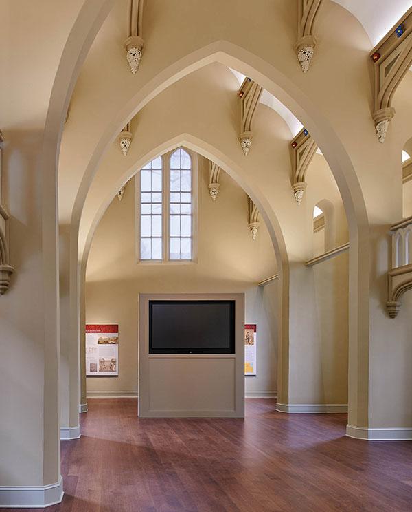 Virginia Theological Seminary - Bicentennial Hall Renovation