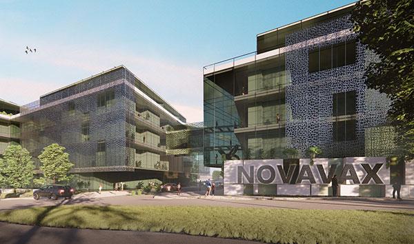 Novavax Gaithersburg Headquarters